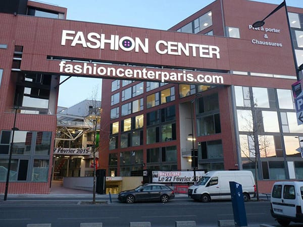 le fashion center d'aubervilliers
